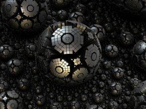 boules d'acier