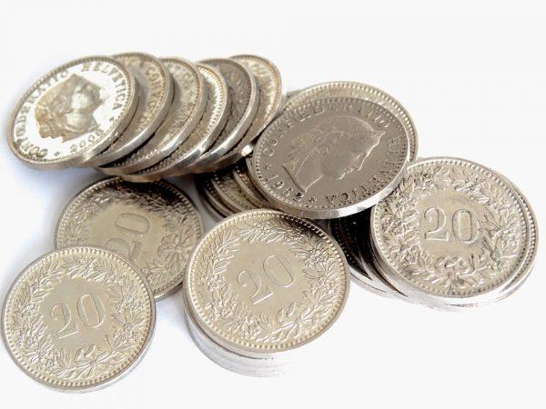 monnaie en argent