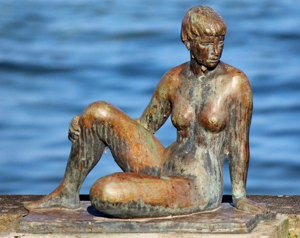 statue historique bronze
