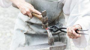 travail du fer artisanat