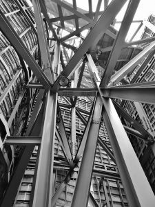 structure fer bâtiment construction
