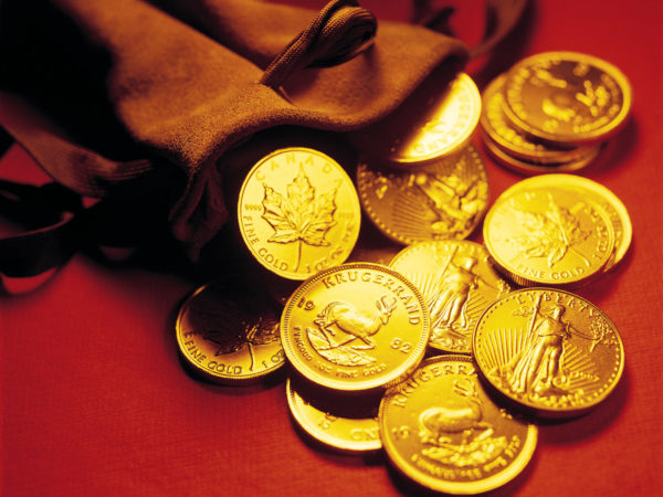 prix d'une pièce en or