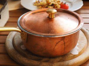 casserole laiton