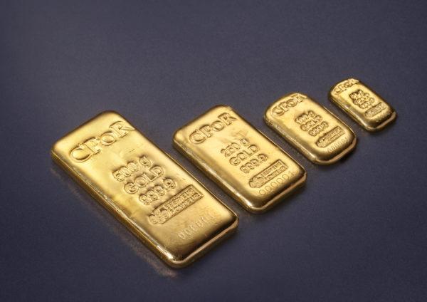 prix d'un lingot d'or
