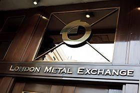 LME bourse des métaux de Londres