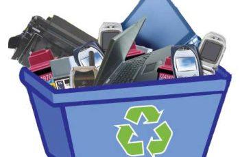 recyclage des appareils électroniques