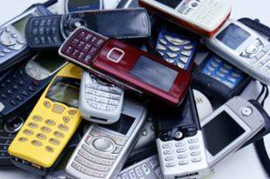 recyclage des téléphones portables