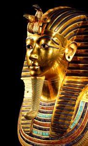 l'or dans la préhistoire pharaons