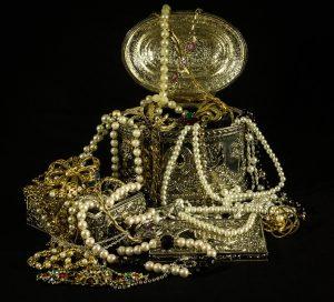 l'or un trésor