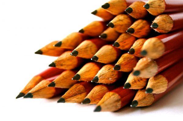 plomb crayon