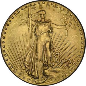 La pièce d or la plus chère du monde : Double Eagle 1933